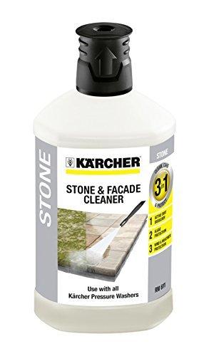 Kärcher 6.295-767.0 3 in 1 Stein und Fassadenreiniger (1 Liter)